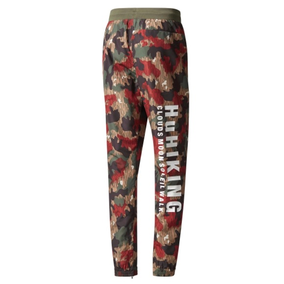 ccaa02a57916 Adidas Men s Pharrell WIlliams Hu Hiking Camo Pant